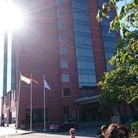 Photo taken at Hilton Saint John by Sherren M. on 9/6/2015