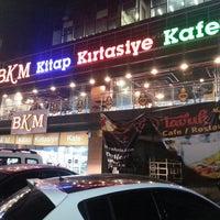 10/15/2014 tarihinde TC Mustafa Ö.ziyaretçi tarafından BKM Kitap Kırtasiye Kafe'de çekilen fotoğraf