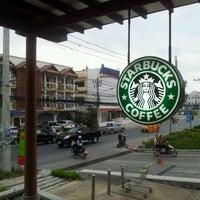 Photo taken at Starbucks by Марья Х. on 1/18/2013