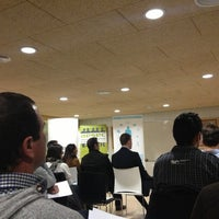 Photo taken at Curso Community Manager Elche by Ra Q. on 1/17/2013