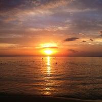 Photo taken at Karon Beach by Anita O. on 2/3/2013