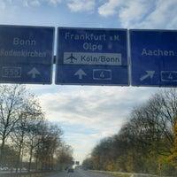 Photo taken at Autobahn A3 Köln-Frankfurt by Parisa . on 11/17/2014