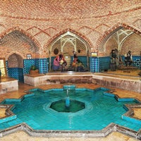 Photo taken at Qajar Bath | حمام و موزه قجر by Saeed S. on 10/10/2016
