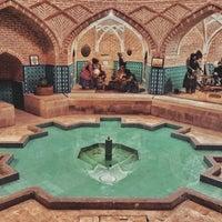 Photo taken at Qajar Bath | حمام و موزه قجر by Saeed S. on 10/15/2016