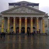 12/16/2012 tarihinde Christoph D.ziyaretçi tarafından Muntplein / Place de la Monnaie'de çekilen fotoğraf