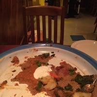 Photo taken at Assab Eritrean Restaurant by Chelsea O. on 4/18/2017