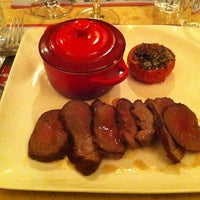 Photo taken at Chez Papé by Wan C. on 12/21/2013