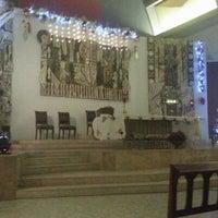 Photo taken at Iglesia Padre Claret by Paula M. on 12/19/2012