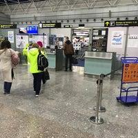 Снимок сделан в Зал вылета внутренних рейсов пользователем Igor M. 3/14/2018