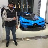 Photo taken at Bugatti | Automobil Forum Unter den Linden by Vadim Ⓜ. on 12/30/2015