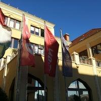 Photo taken at E.ON Pécs Ügyfélszolgálat by Munki on 11/6/2013
