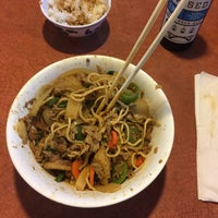 Photo taken at Mongolian BBQ by Justin B. on 8/14/2017