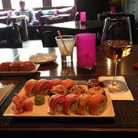 Photo taken at Silk Sushi Bar by Maria M. on 7/24/2013