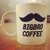 Photo taken at BIGBRO COFFEE by Charles O. on 10/2/2013