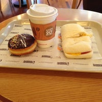 Photo taken at DUNKIN' DONUT by Charles O. on 11/11/2013