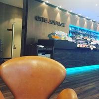 Photo taken at One Lounge by Ricarda Christina H. on 5/5/2017