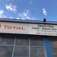 Photo taken at Sevil Oto by Serdar Ö. on 4/21/2018