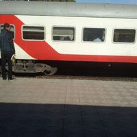 Photo taken at Qena Train Station by Abd R. on 12/15/2012