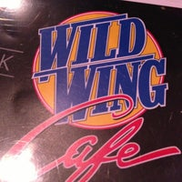 Photo taken at Wild Wing Cafe by Joseph B. on 3/29/2013