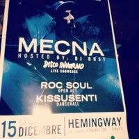 Photo taken at Hemingway by Stefania M. on 12/15/2012