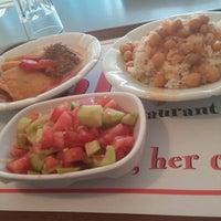 Das Foto wurde bei Alya Cafe & Restaurant von H.EmRe ÖZ am 6/3/2014 aufgenommen