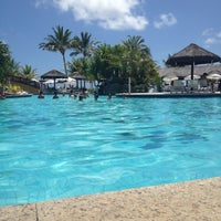 Photo taken at Hotel Vila Galé Eco Resort do Cabo by Raíssa B. on 1/10/2013