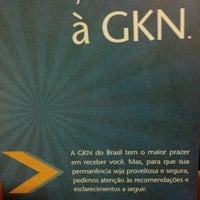 Photo taken at Gkn Driveline by Marcelo D. on 3/20/2013
