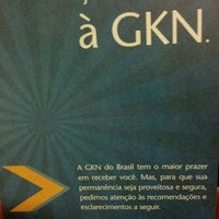 Photo taken at Gkn Driveline by Marcelo D. on 4/2/2013