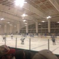 Photo taken at South Lake Tahoe Ice Arena by Jenn B. on 3/2/2014