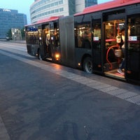 Photo taken at Busstation Hoofddorp by Joop S. on 6/20/2013