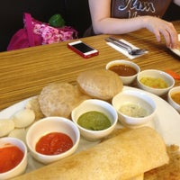 Photo taken at 7 Spice Indian Cuisine by Wei Wei T. on 1/6/2013