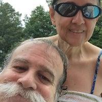 Photo taken at Edgewood Pool by Ron E. on 8/24/2015