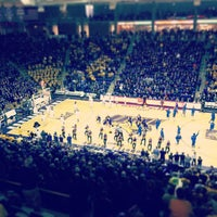 Photo taken at McLeod Center by Justin H. on 2/14/2013