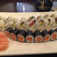 Photo taken at Nu Sushi by JoJo F. on 5/13/2014