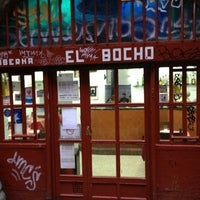 Photo taken at El Bocho by Coma T. on 1/7/2013