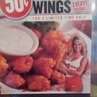 Photo taken at Hooters by Vanessa J. on 2/10/2013