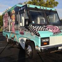 Снимок сделан в Ms. Patty Melt Food Truck пользователем Arianne G. 12/1/2012
