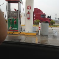 Photo taken at Gasolinera Quecholac by Erick P. on 5/11/2013