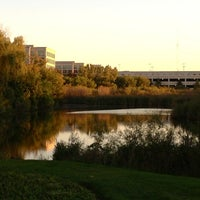 Photo taken at Woodfield Corporate Center Sports Complex by Natalie U. on 9/26/2013