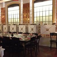 Photo taken at Pizzeria Birmana 2 - La Fonderia by Alice T. on 11/2/2012