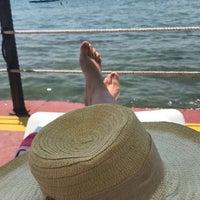 Снимок сделан в Semizkum Beach Silivri пользователем Sema D. 7/25/2017