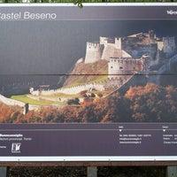 Photo taken at Castel Beseno by Ciunterei A. on 5/25/2013