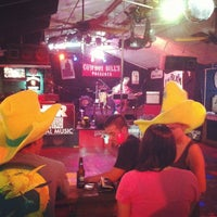 Photo taken at Cowboy Bills Honky Tonk Saloon by Rob V. B. on 9/22/2012