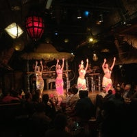 Photo taken at Mai-Kai Restaurant and Polynesian Show by Rob V. B. on 1/25/2013