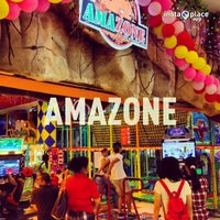 Photo taken at Amazone by Henry S. on 4/7/2013