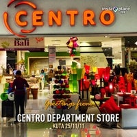 Photo taken at Centro Department Store by H | E | N | R | Y on 11/25/2012
