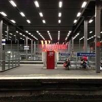 Photo taken at Parramatta Station by Henry Setiawan on 6/30/2013