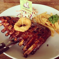 Photo taken at WAHAHA Pork Ribs by Henry Setiawan on 3/2/2013