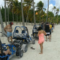 Photo taken at Scape 2 Cap Cana by Teo T. on 2/4/2013