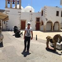 Photo taken at Patmos by Oleg K. on 6/9/2013